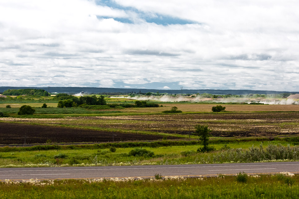 From Winnipeg to Regina: a whole lot of scenic prairies