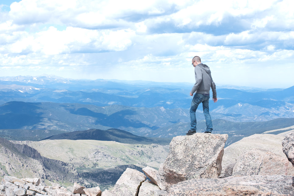 Mount Evans and the highest paved road in North America (part 2)